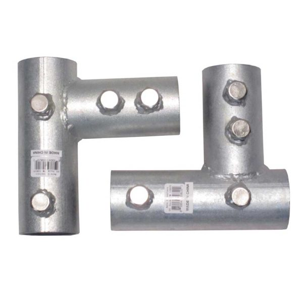 Dock axle brackets