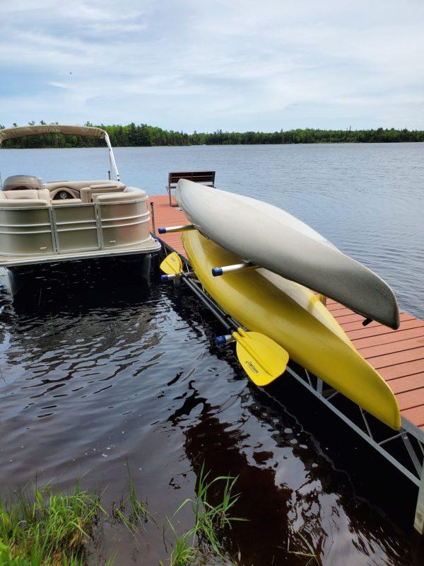 Kayak Rack 3