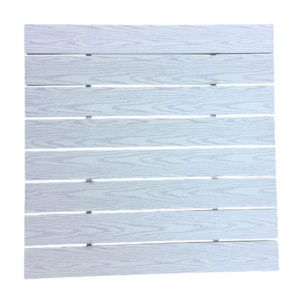 Aluminum Dock Decking Panels