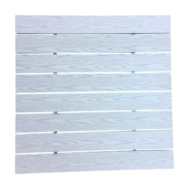 Aluminum Dock Decking Panels