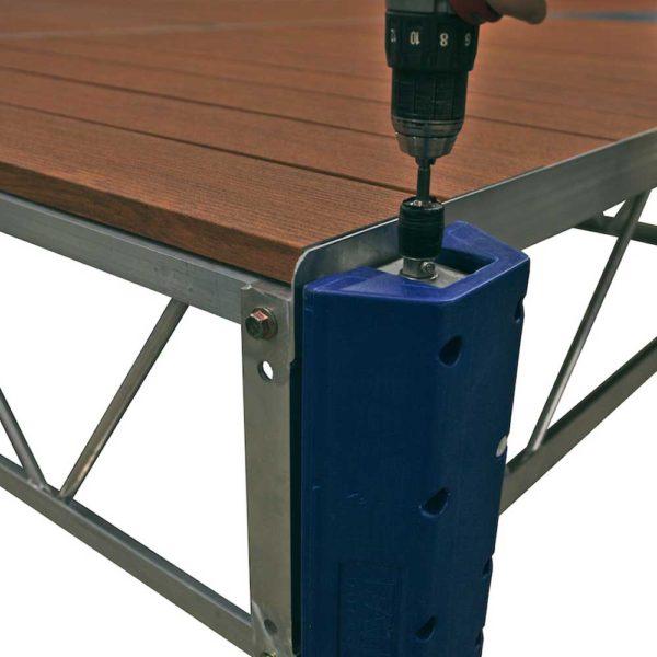 Dock Wheel Kit Bumper